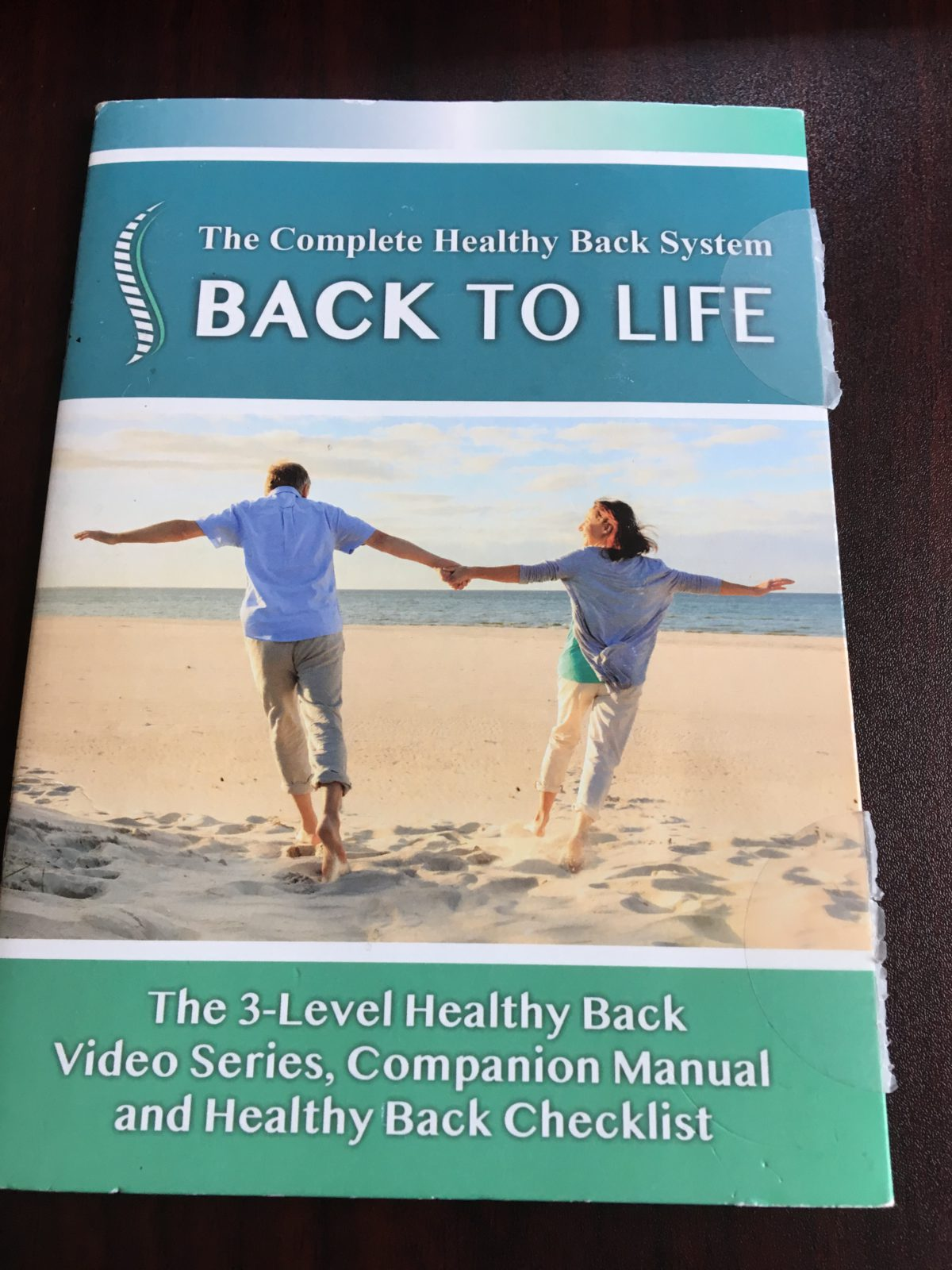 Review of Emily Lark's Back to Life DVD – A Natural Remedy for Pain