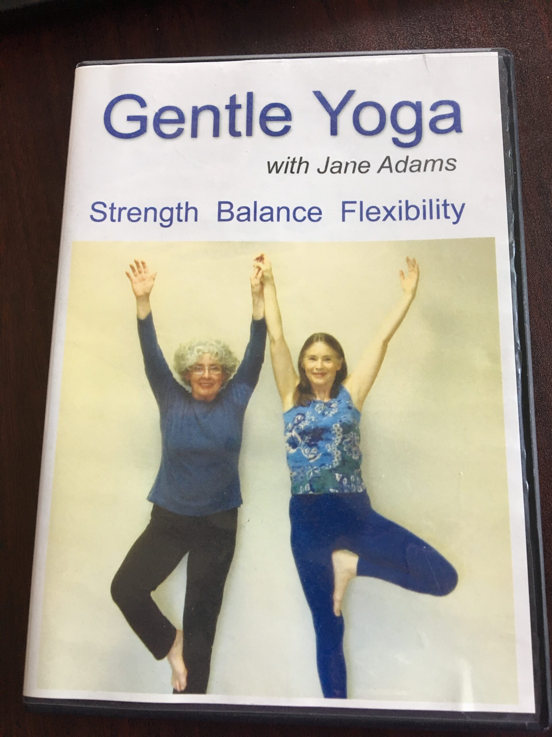 Gentle Yoga with Jane Adams