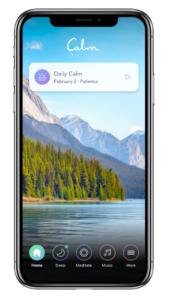 Review of Calm app