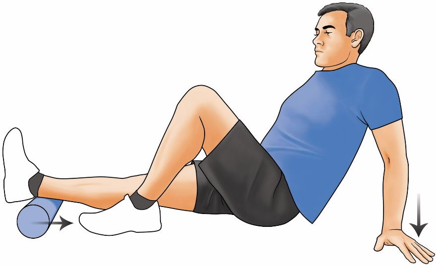 Sciatica Pain Relief Treatment: Foam Rollers
