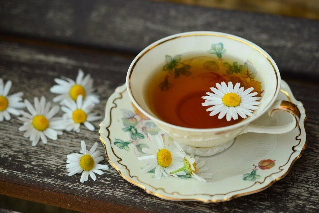 The Health Benefits of Chamomile Tea